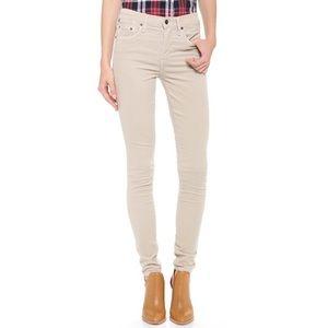 EUC Flying Monkey Skinny Khaki Tan Stretchy Jeans